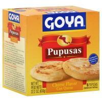Goya Cheese Pupusas