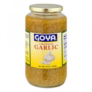 Goya Chopped Garlic