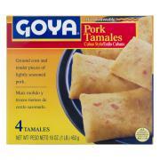 Goya Tamales Cuban