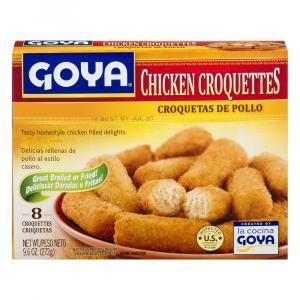 Goya Chicken Croquettes