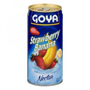 Goya Strawberry Banana Nectar