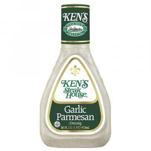 Ken's Steak House Garlic Parmesan Dressing