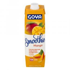 Goya Mango Smoothie