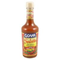 Goya Salsita Arbol Chiles Hot Sauce