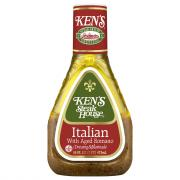 Ken's Italian with Aged Romano Dressing