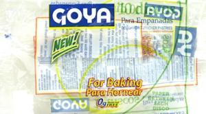 Goya Para Empanadas