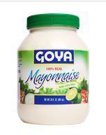 Goya Mayonnaise with Lime