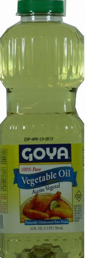 Goya Vegetable Oil