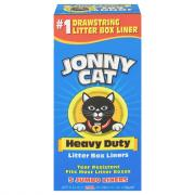 Jonny Cat Heavy Duty Drawstring Litter Box Jumbo Liners