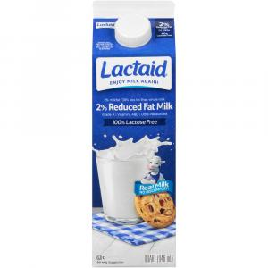 Lactaid 100 2% Milk