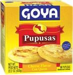 Goya Pupusas Cheese Loroco