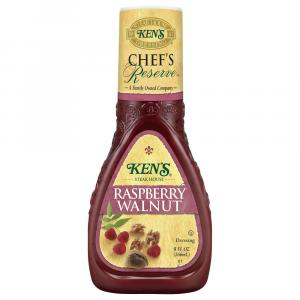 Ken's Chefs Reserve Raspberry Walnut Dressing