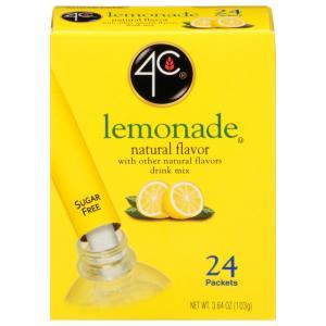 4c Lemonade Drink Mix