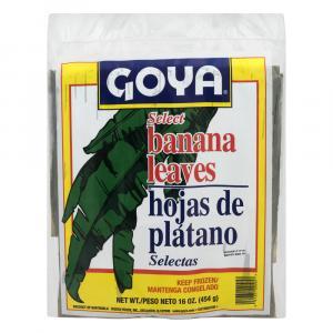 Goya Frozen Banana Leaves