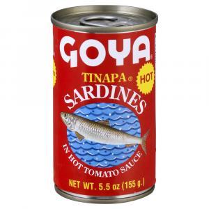 Goya Sardines in Picante Salsa