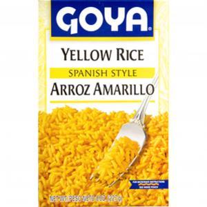Goya Yellow Rice Mix