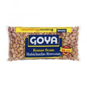 Goya Dry Roman Beans
