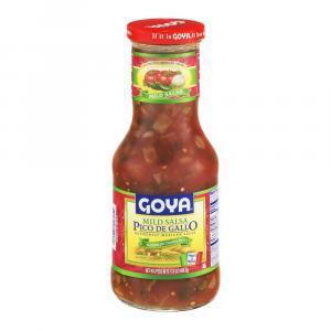 Goya Mild Salsa Pico de Gallo