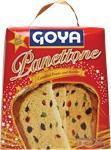 Goya Pannettone Candied Fruit and Raisins