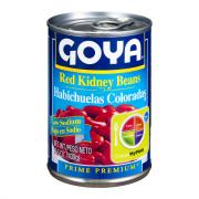 Goya Low Sodium Red Kidney Beans