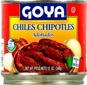 Goya Chiles Chipotles