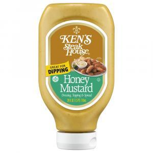 Ken's Squeeze Honey Mustard Salad Dressing