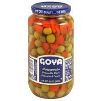 Goya Manzanilla Olives with Capers & Pimentos