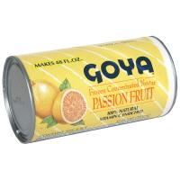 Goya Passion Fruit Nectar Concentrate