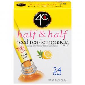 4C Half & Half Tea Mix