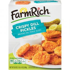 Farm Rich Crispy Dill Pickles