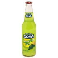 Goya Lemon Lime Soda
