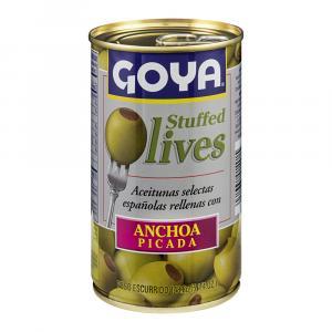 Goya Anchovy Stuffed Manzanilla Olives