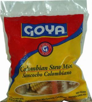 Goya Colombian Stew