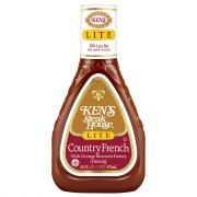 Ken's Lite Country French Salad Dressing