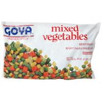 Goya Frozen Mixed Vegetables