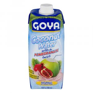Goya Coconut Water with Pomegranate