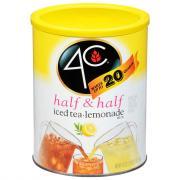 4C Half & Half Iced Tea Lemonade Mix