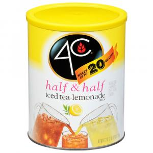 4C Half & Half Iced Tea Lemonade Mix