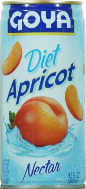 Goya Diet Apricot Nectar