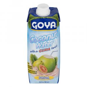 Goya Coconut Water with Guava