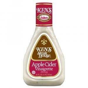 Ken's Steakhouse Apple Cider Vinaigrette Dressing