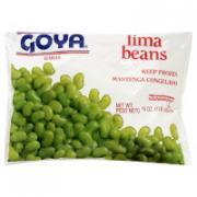 Goya Frozen Baby Lima Beans