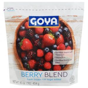 Goya Frozen Berry Blend