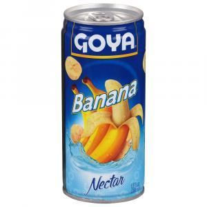 Goya Banana Nectar