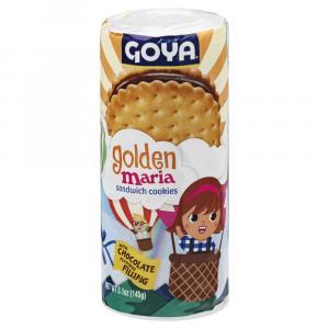 Goya Golden Maria Sandwich Cookies