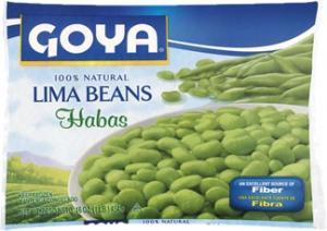 Goya Lima Beans