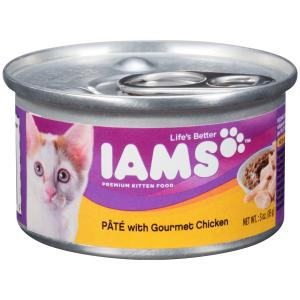 Iams Kitten Chicken Canned Cat Food