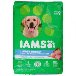 Iams Large Breed Dry Dog Food