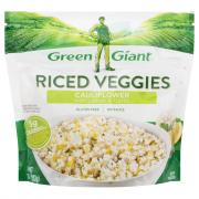Green Giant Riced Veggies Cauliflower with Lemon & Garlic