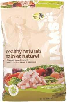 Iams Healthy Naturals Chicken Dry Dog Food